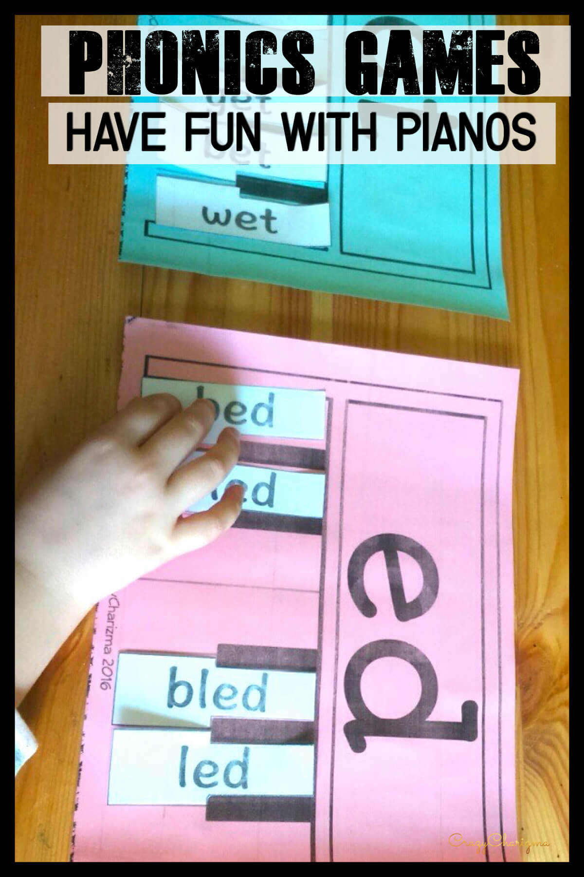 Struggling readers in preschool, kindergarten, first or second grade? They will need visual and kinesthetic phonics games. These activities are perfect during daily 5, guided reading, spelling, RTI, and literacy centers. Check out and try!