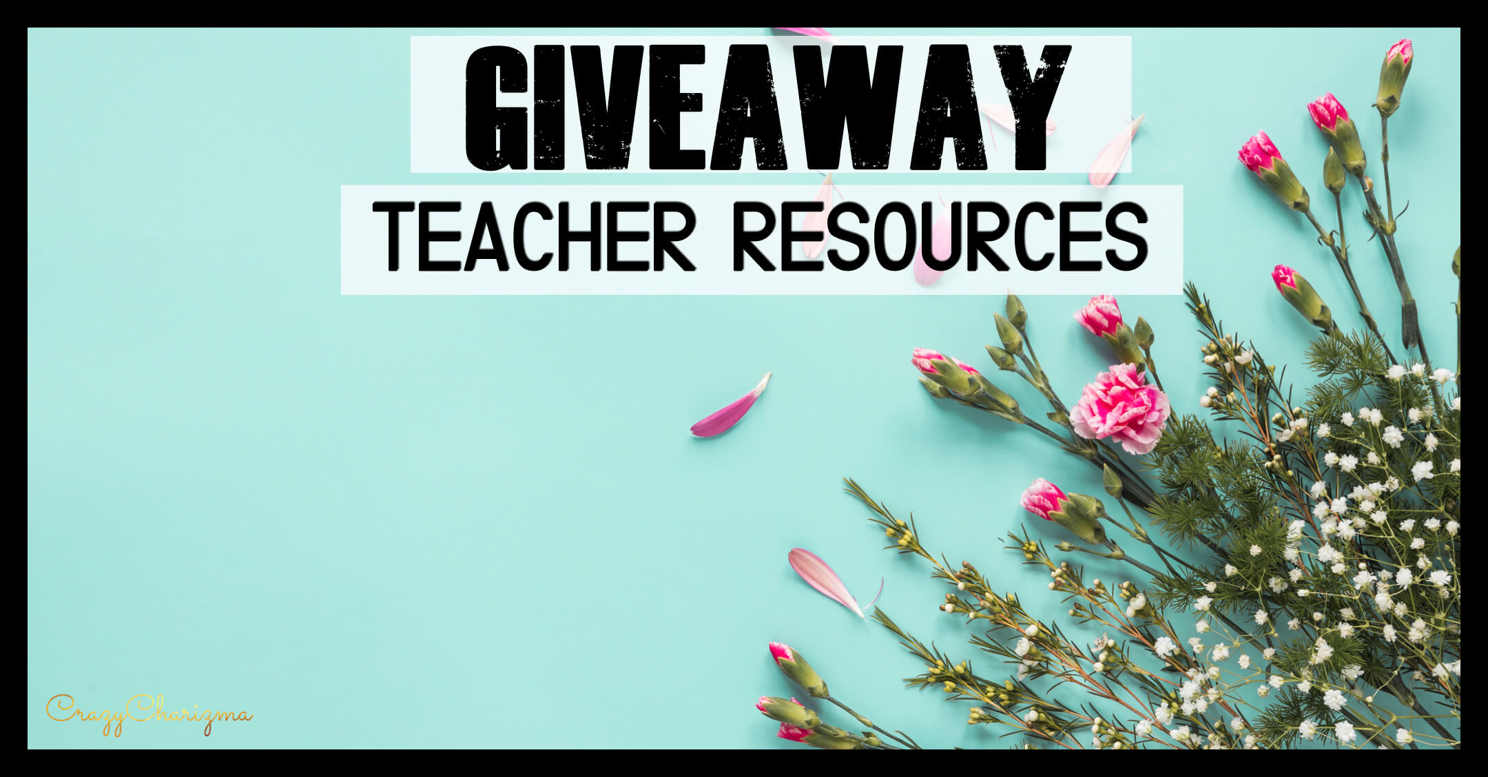 Teacher Resources Giveaway