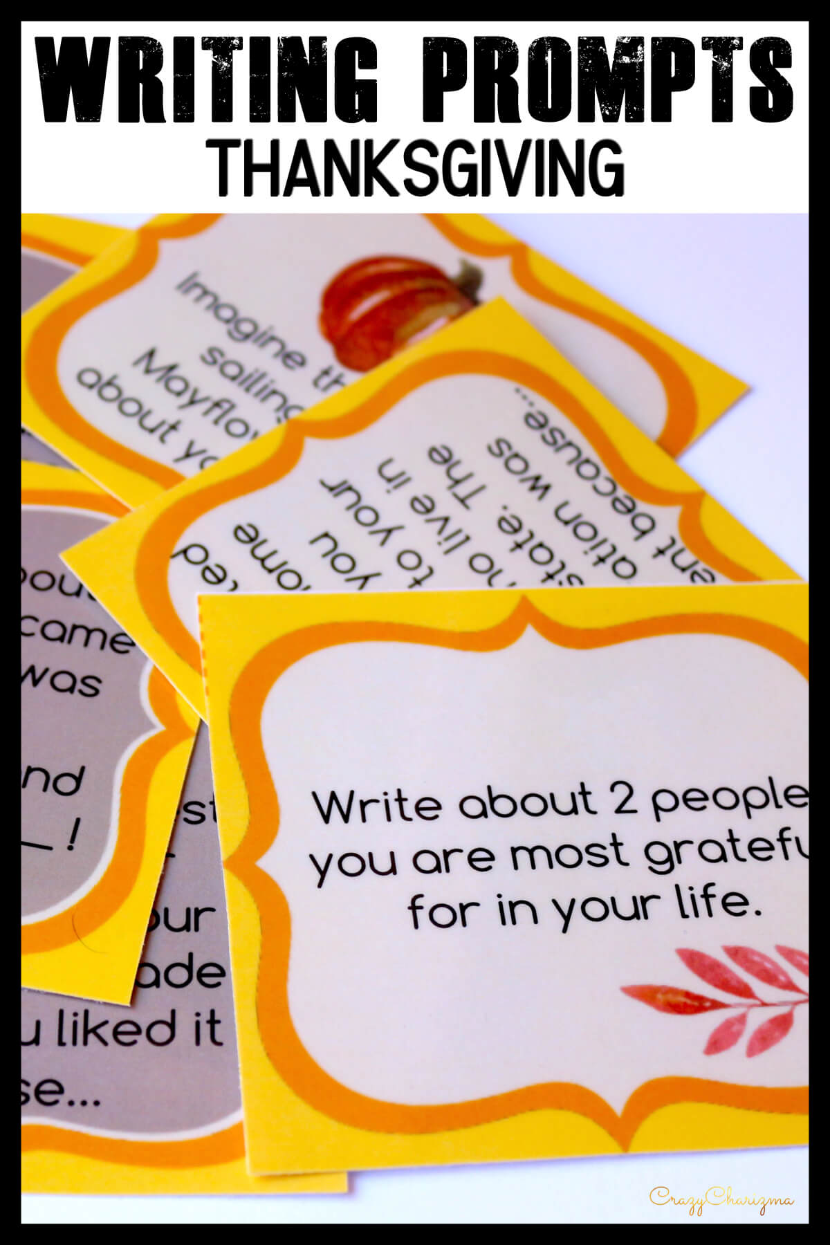 Celebrate Thanksgiving in your classroom and provide students with writing tasks and ideas. The packet contains narrative, informational and opinion writing prompts for teens. The prompts can be used as Writing Centers, as well as with adults during ESL lessons.