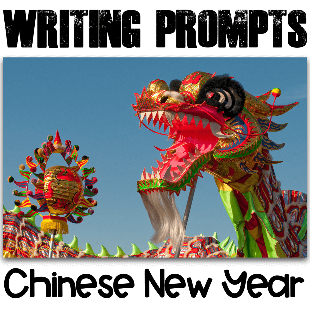 Celebrate Chinese New Year in your classroom and provide students with writing tasks and ideas. The packet contains narrative, informational and opinion writing prompts for teens. The prompts can be used as Writing Centers, as well as with adults during ESL lessons.