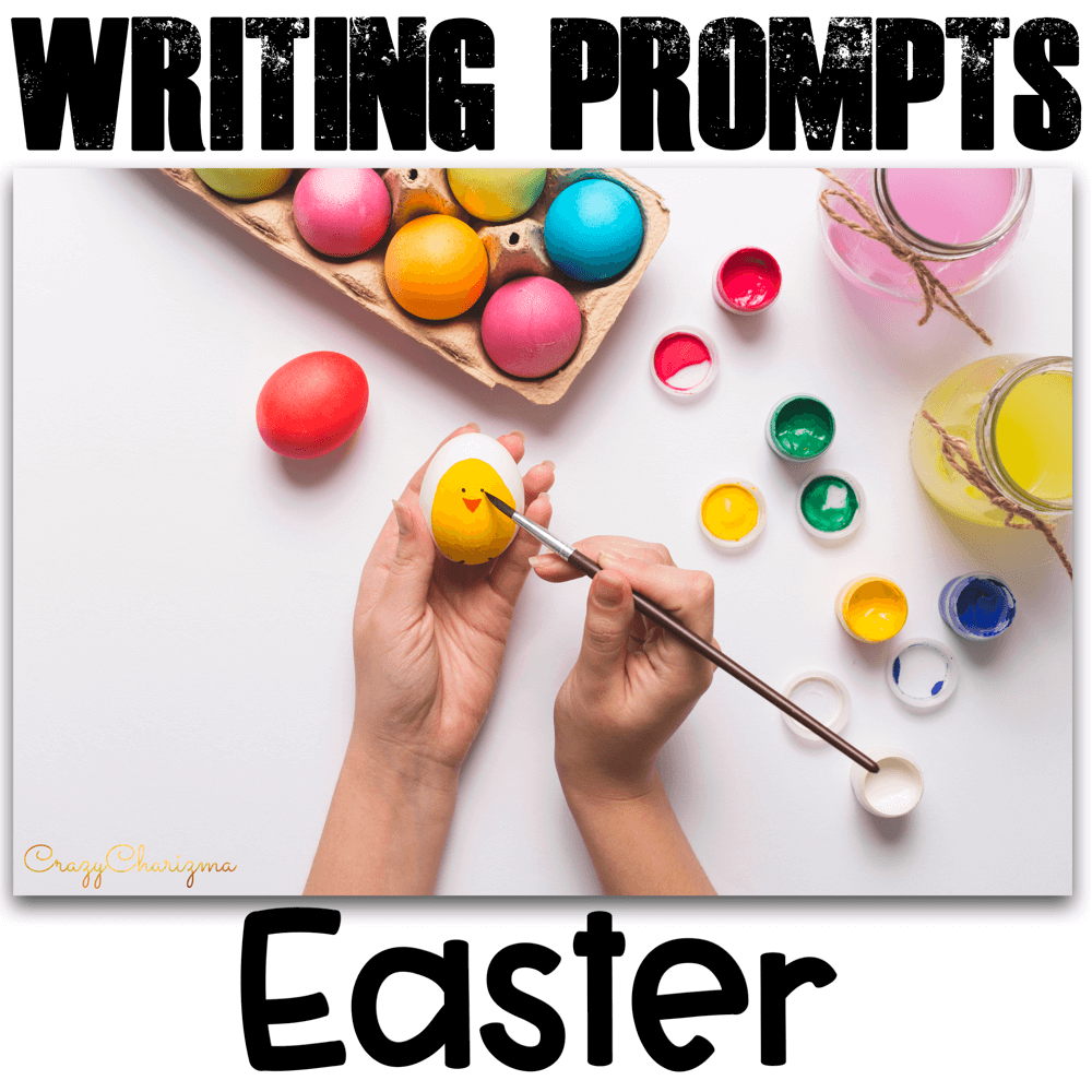 Celebrate Easter in your classroom and provide students with writing tasks and ideas. The packet contains narrative, informational and opinion writing prompts for teens. The prompts can be used as Writing Centers, as well as with adults during ESL lessons.