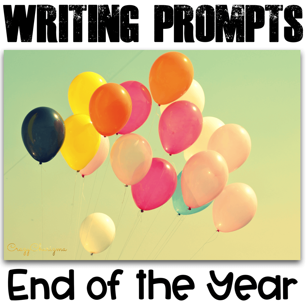 Celebrate the End of the Year in your classroom and provide students with writing tasks and ideas. The packet contains narrative, informational and opinion writing prompts for teens. The prompts can be used as Writing Centers, as well as during ESL lessons.