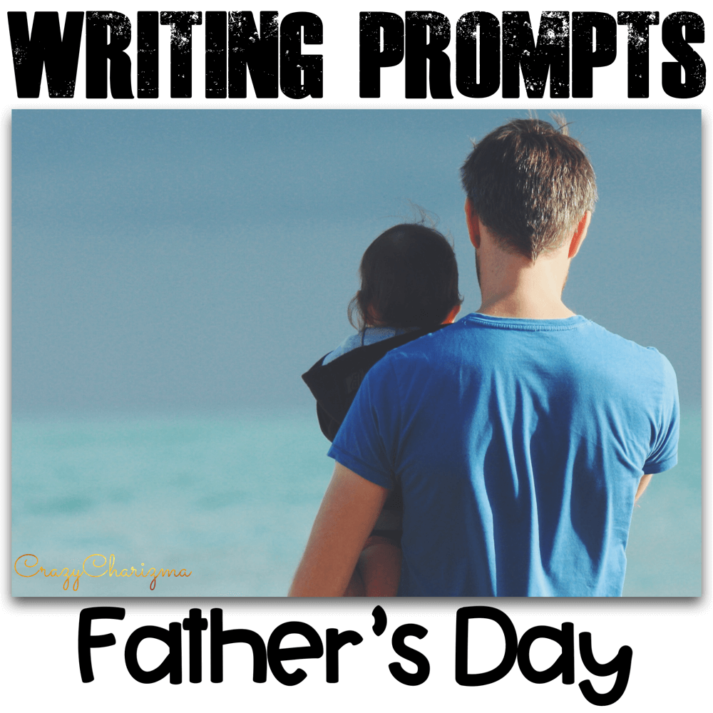 Celebrate Father's Day in your classroom and provide students with writing tasks and ideas. The packet contains narrative, informational and opinion writing prompts for teens. The prompts can be used as Writing Centers, as well as with adults during ESL lessons.