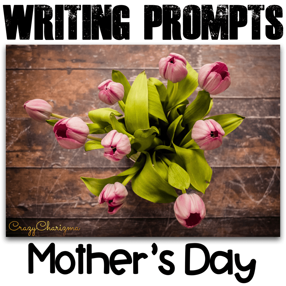 Celebrate Mother's Day in your classroom and provide students with writing tasks and ideas. The packet contains narrative, informational and opinion writing prompts for teens. The prompts can be used as Writing Centers, as well as with adults during ESL lessons.