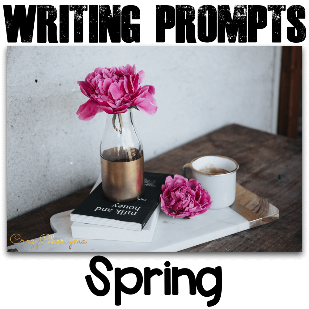 Celebrate SPRING in your classroom and provide students with writing tasks and ideas. The packet contains narrative, informational and opinion writing prompts for teens. The prompts can be used as Writing Centers, as well as with adults during ESL lessons.