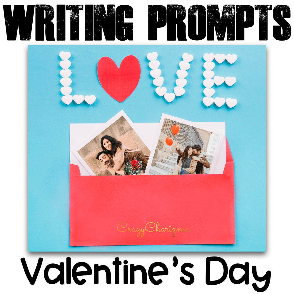 Celebrate Valentine's Day in your classroom and provide students with writing tasks and ideas. The packet contains narrative, informational and opinion writing prompts for teens. The prompts can be used as Writing Centers, as well as with adults during ESL lessons.