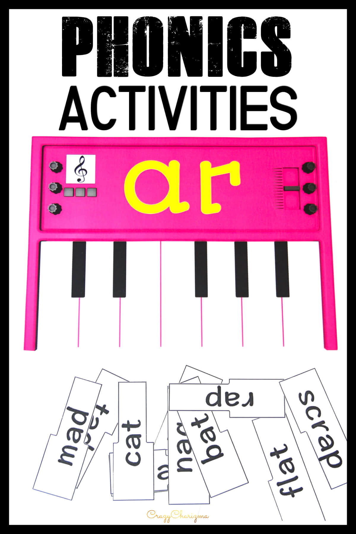 Need a memorable way to practice phonics in kindergarten and primary grades? Download free pianos games. These activities are perfect during daily 5, guided reading, spelling, RTI, and literacy centers. Check out and try!