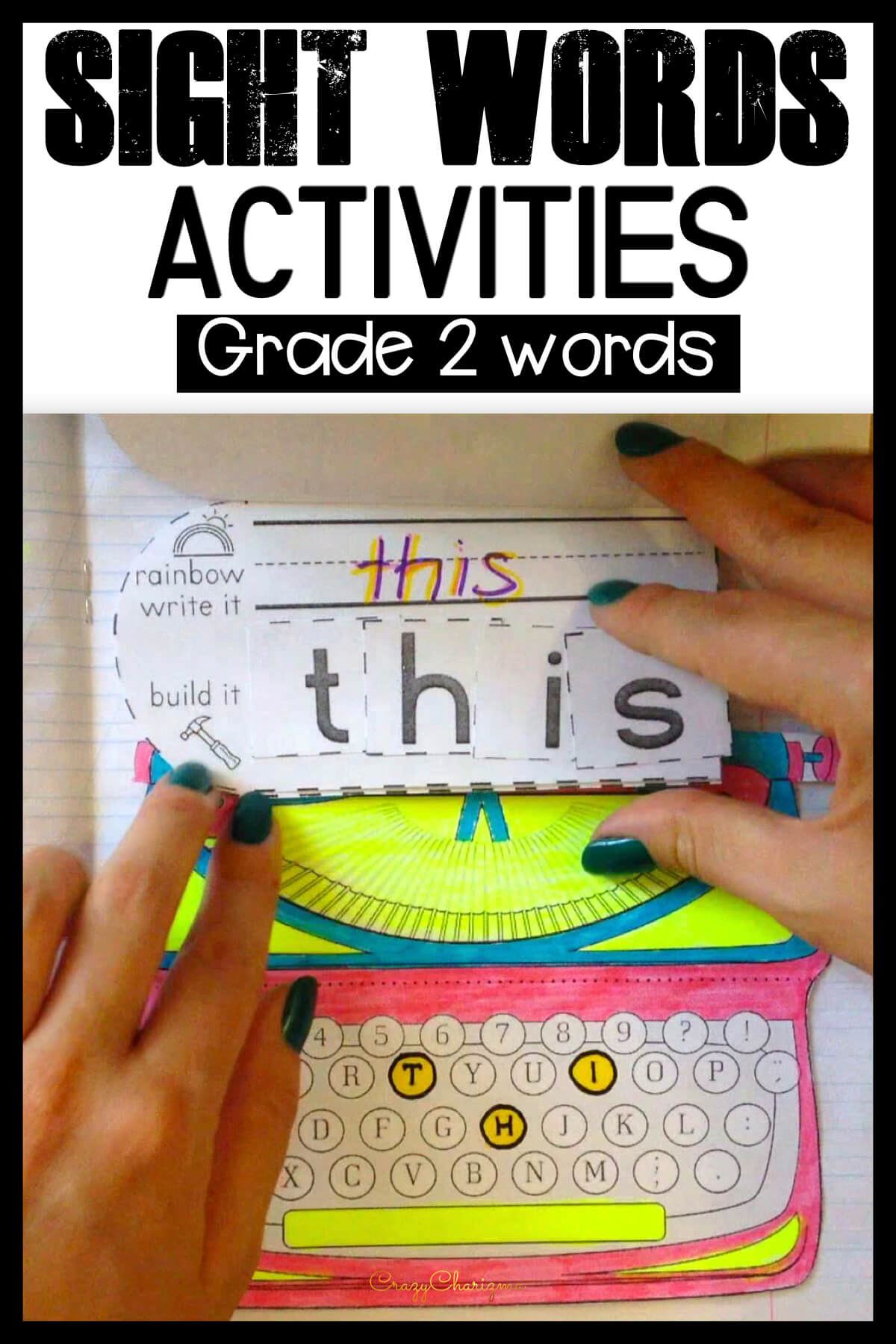 Practice Grade 2 sight words in a meaningful way. Use these sight word activities as no-prep worksheets or interactive notebooks.