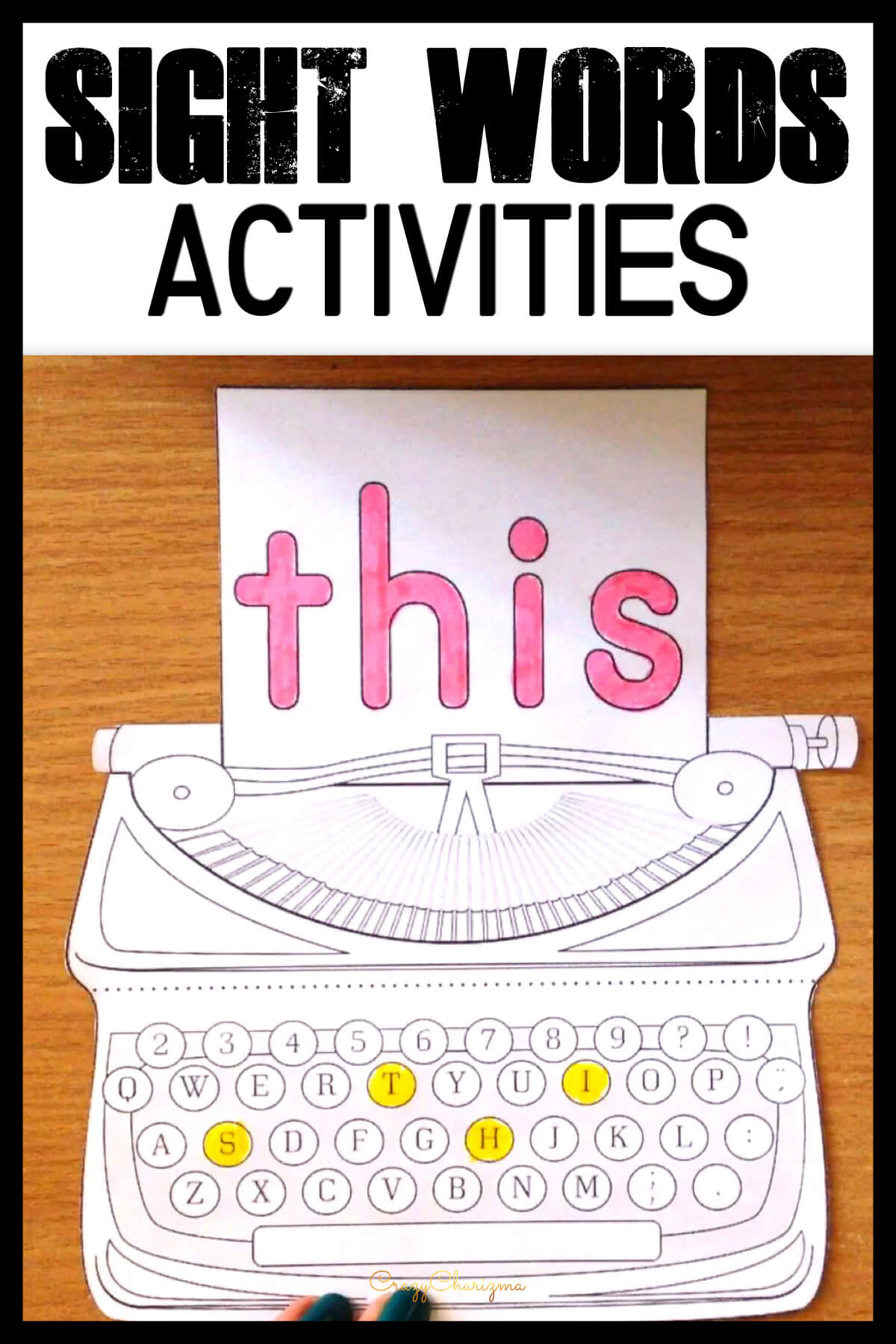 How do you teach sight words to struggling readers? You use interactive notebooks of course! See them in action and download for free to try yourself!