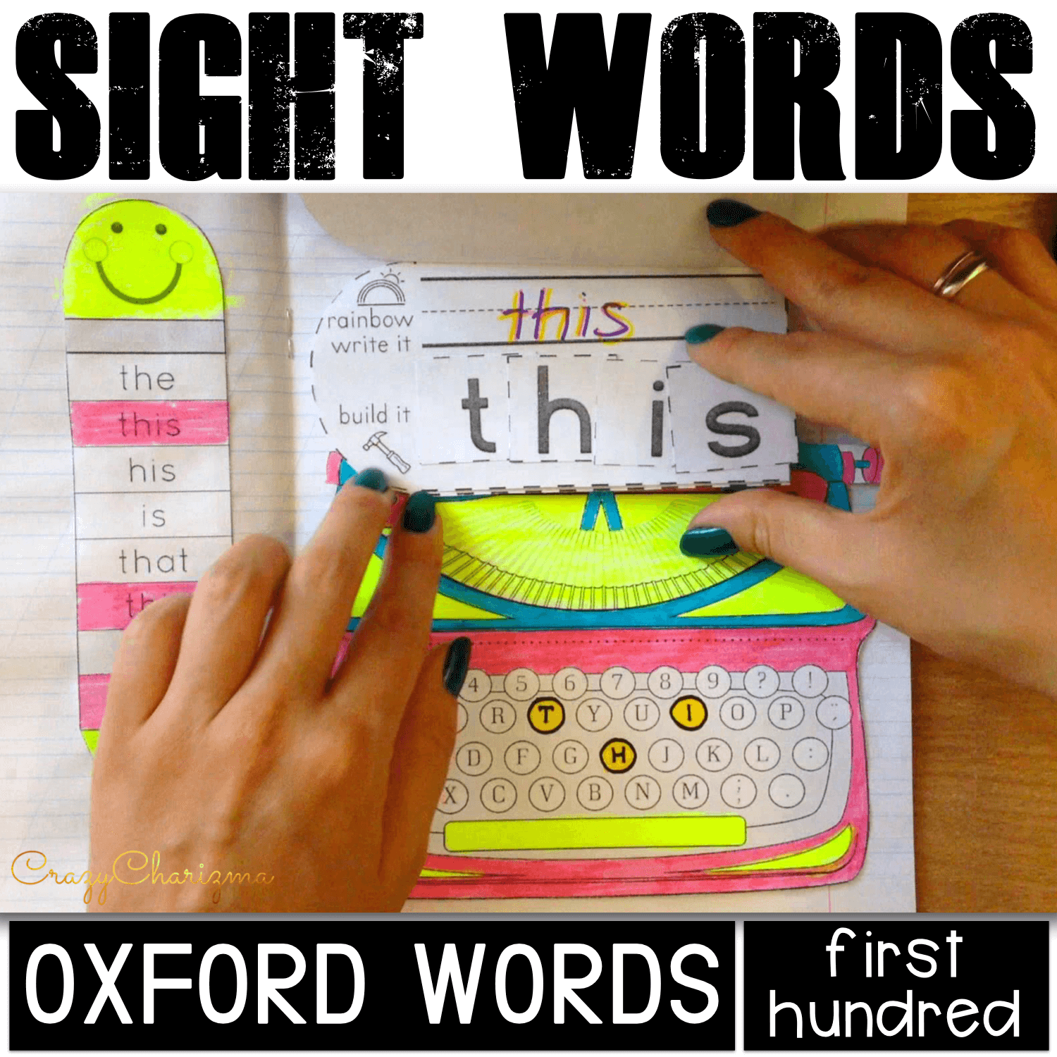Enjoy hands-on activities and practice high-frequency words from the Oxford words list. Help kids recognize, write, read and learn the top 100 sight words that are key to reading success. Australian Curriculum