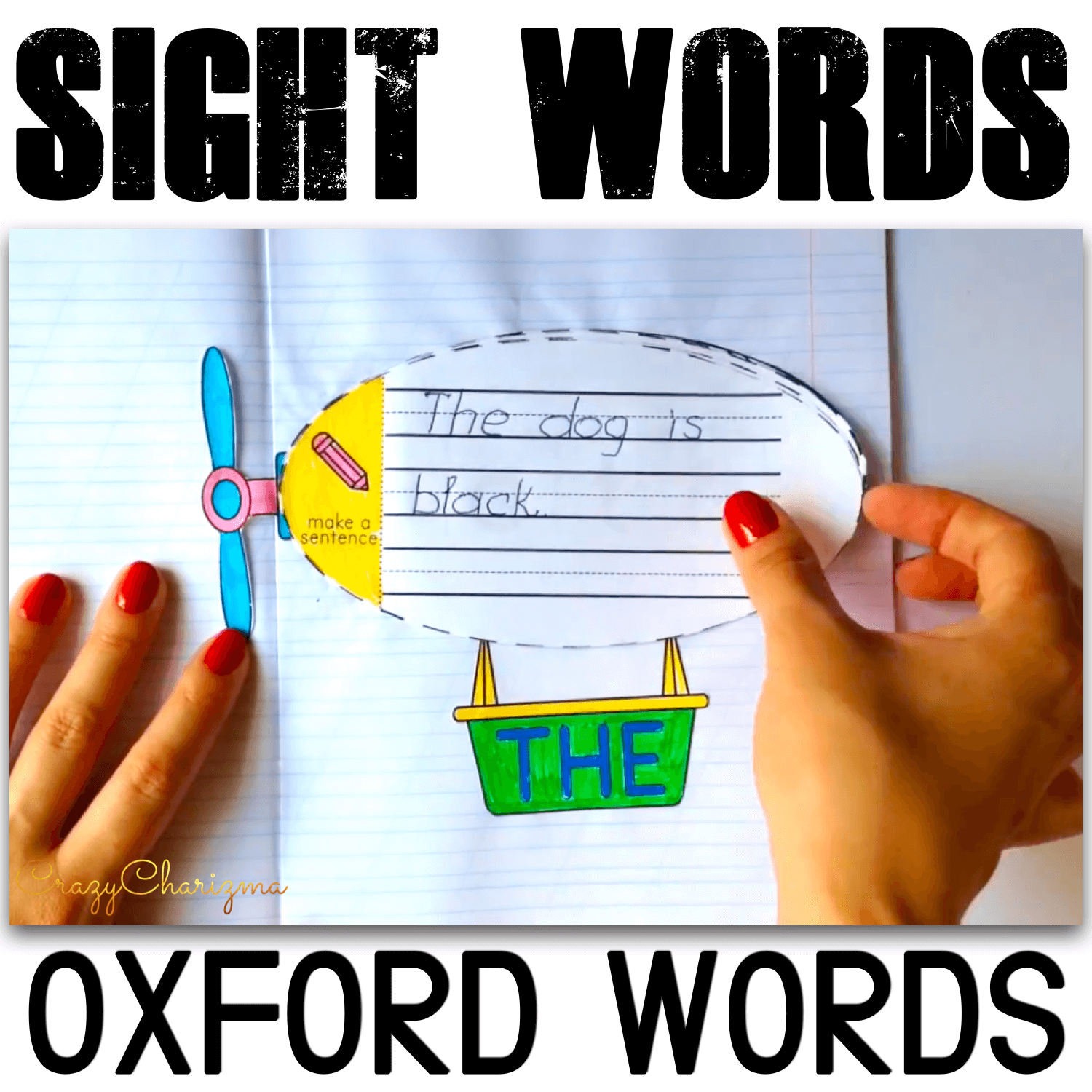 Discover an engaging way for your kids to learn and practise the new words {Oxford 1-100}! This packet is easy for the students to understand and perfect for Kindergarten and Grade 1.