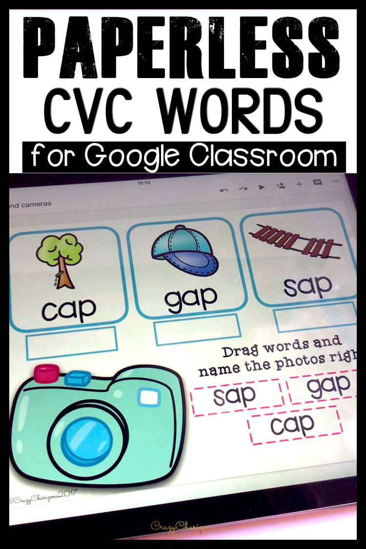 Save your time and prep. Get tons of slides to practice sight words, phonics, CVC and CVCe words. Use ALL YEAR AROUND.