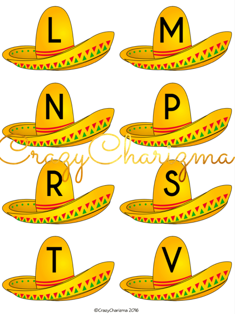 Do you need fun Cinco de Mayo Activities for kindergarten kids? Play with Cornman and practice CVC and CVCe words in an engaging way. Just print, cut and laminate the game to use over and over!
