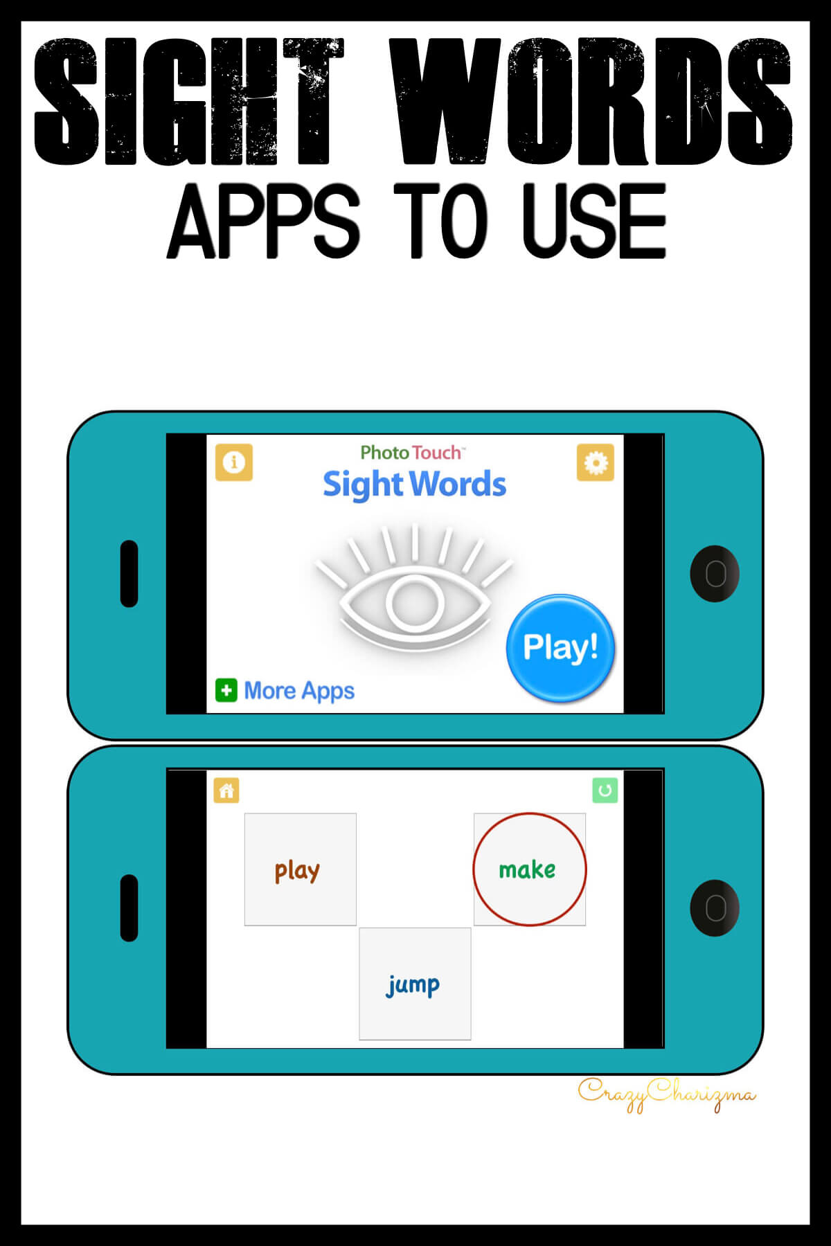 Get the ultimate list to teach SIGHT WORDS with fun sight word games and worksheets! Use technology and apps. Explore sensory activities. Enjoy reading games and writing practice!