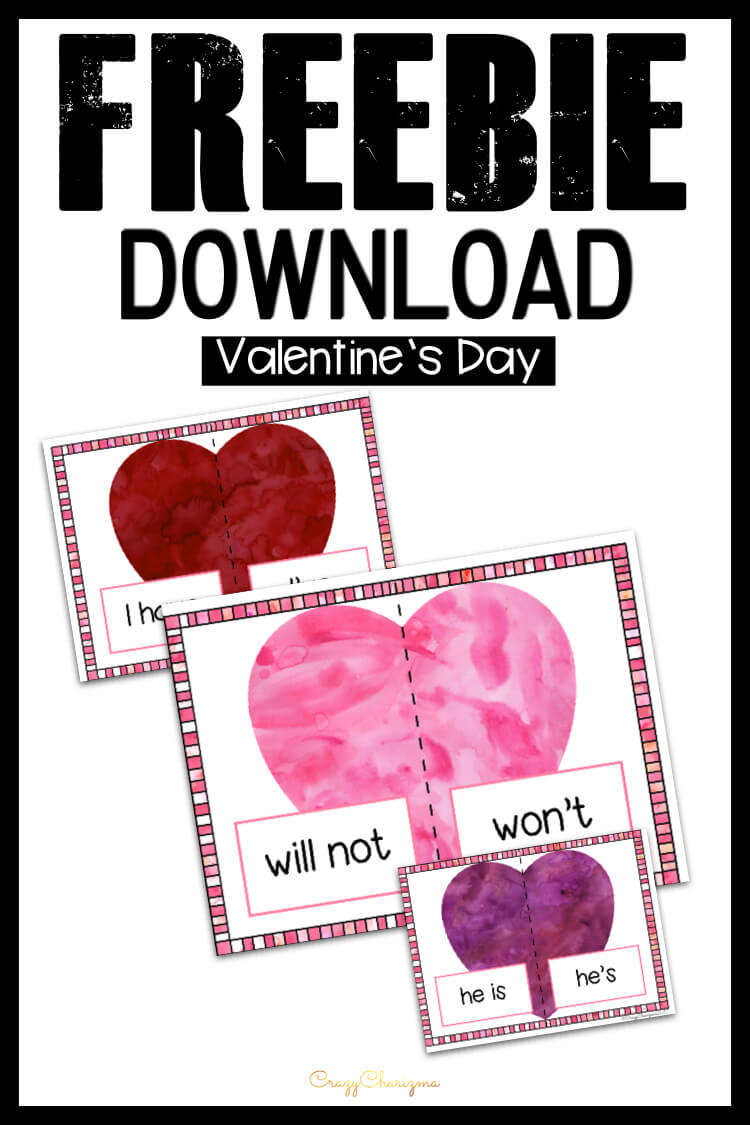 So you've celebrated Valentine's Day in your classroom for so many times. You think you've tried every activity, craft or project. No way there could be something else. True? False! Let me share with you some new and tried activities for Valentine's week which are sweet and easy!