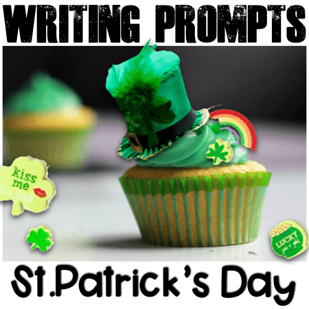 Celebrate St Patrick's Day in your classroom and provide students with writing tasks and ideas. The packet contains narrative, informational and opinion writing prompts for teens. The prompts can be used as Writing Centers, as well as with adults during ESL lessons.