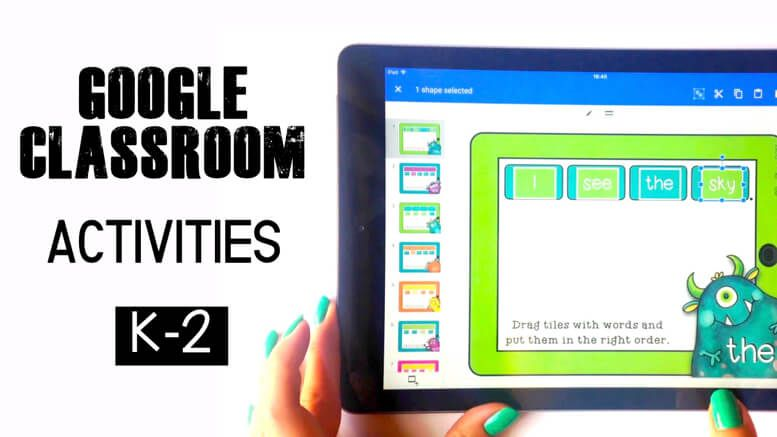 Do you want to incorporate technology in your classroom? Try PAPERLESS resources and start using Google Classroom today. Practice everything from sight words to reading sentences and passages.