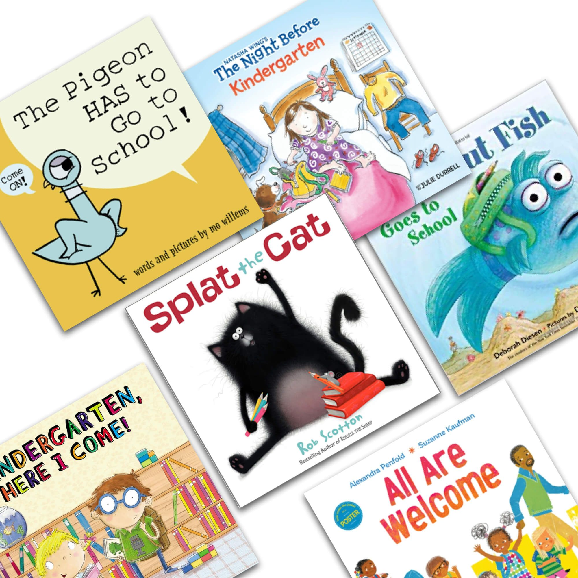 25 Great First Day of School Books
