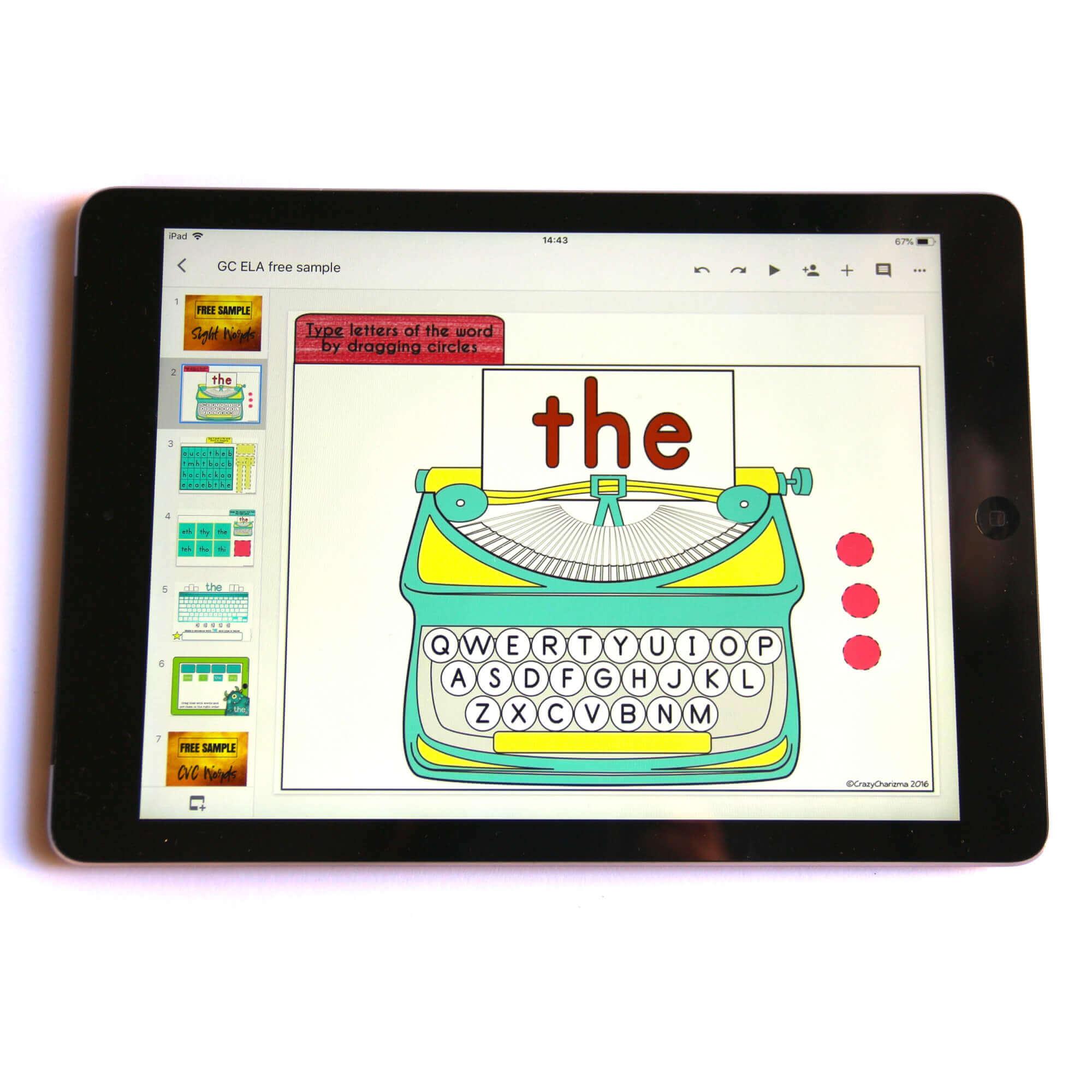 Google Classroom Activities: Bestsellers