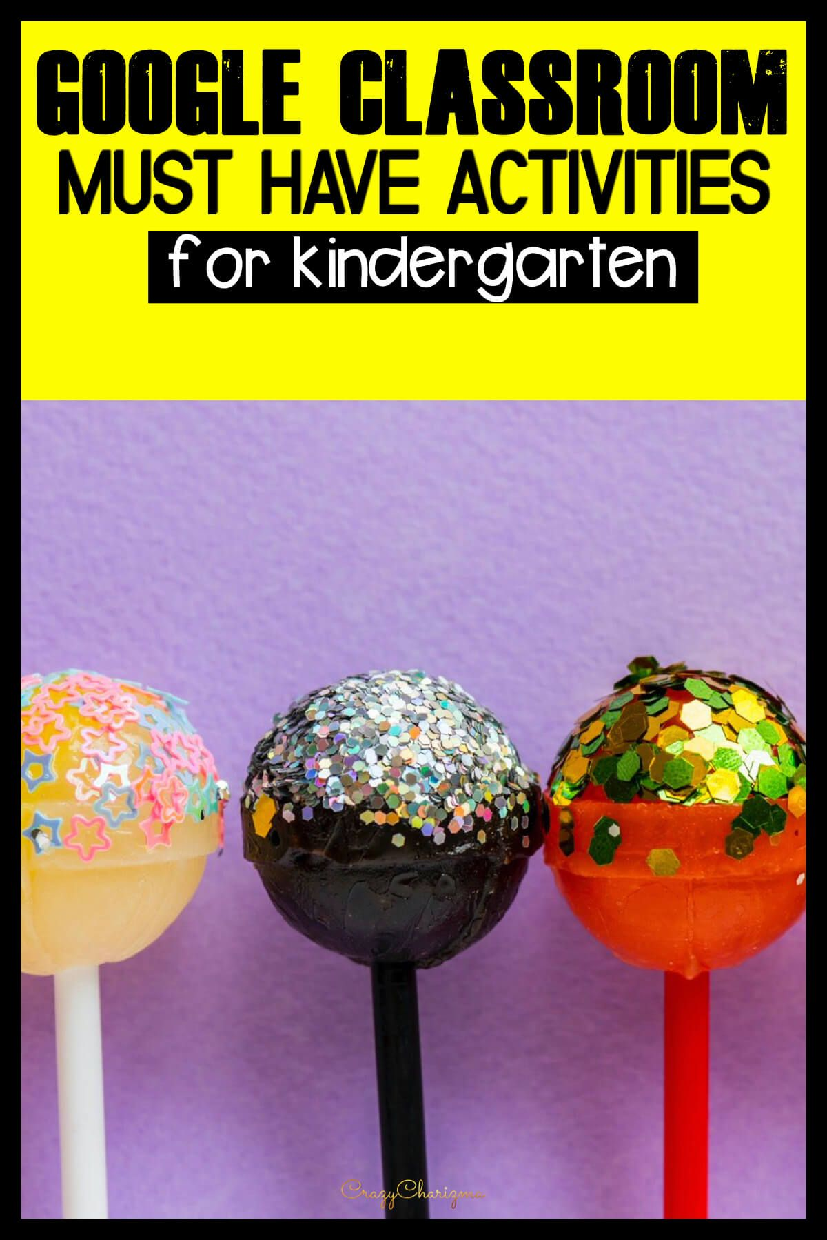 Google Classroom Activities for Kindergarten