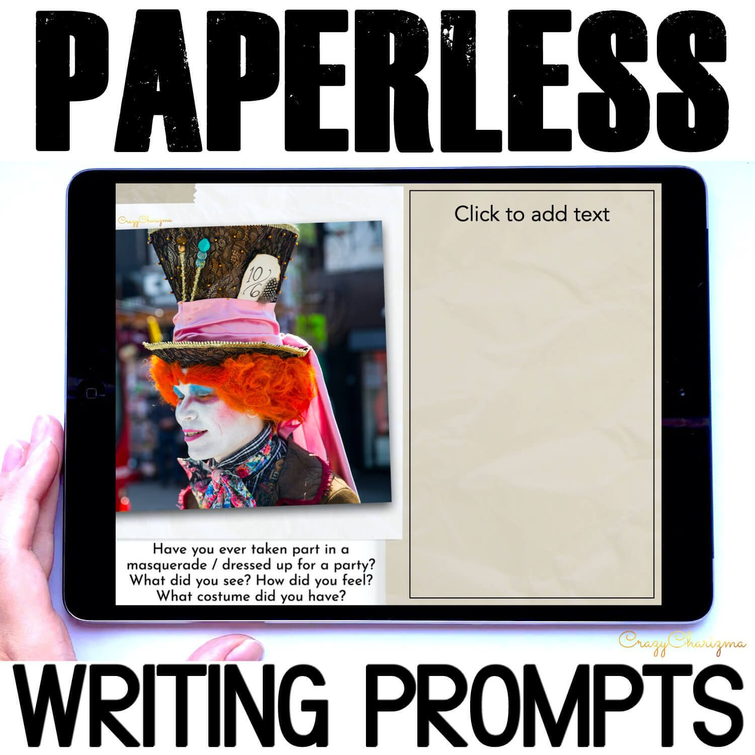 Need fun writing prompts for distance learning? Improve and inspire your students with writing. Beautiful and bright photos will help. The prompts can be used as Writing Centers, as well as with teens and adults during ESL lessons.