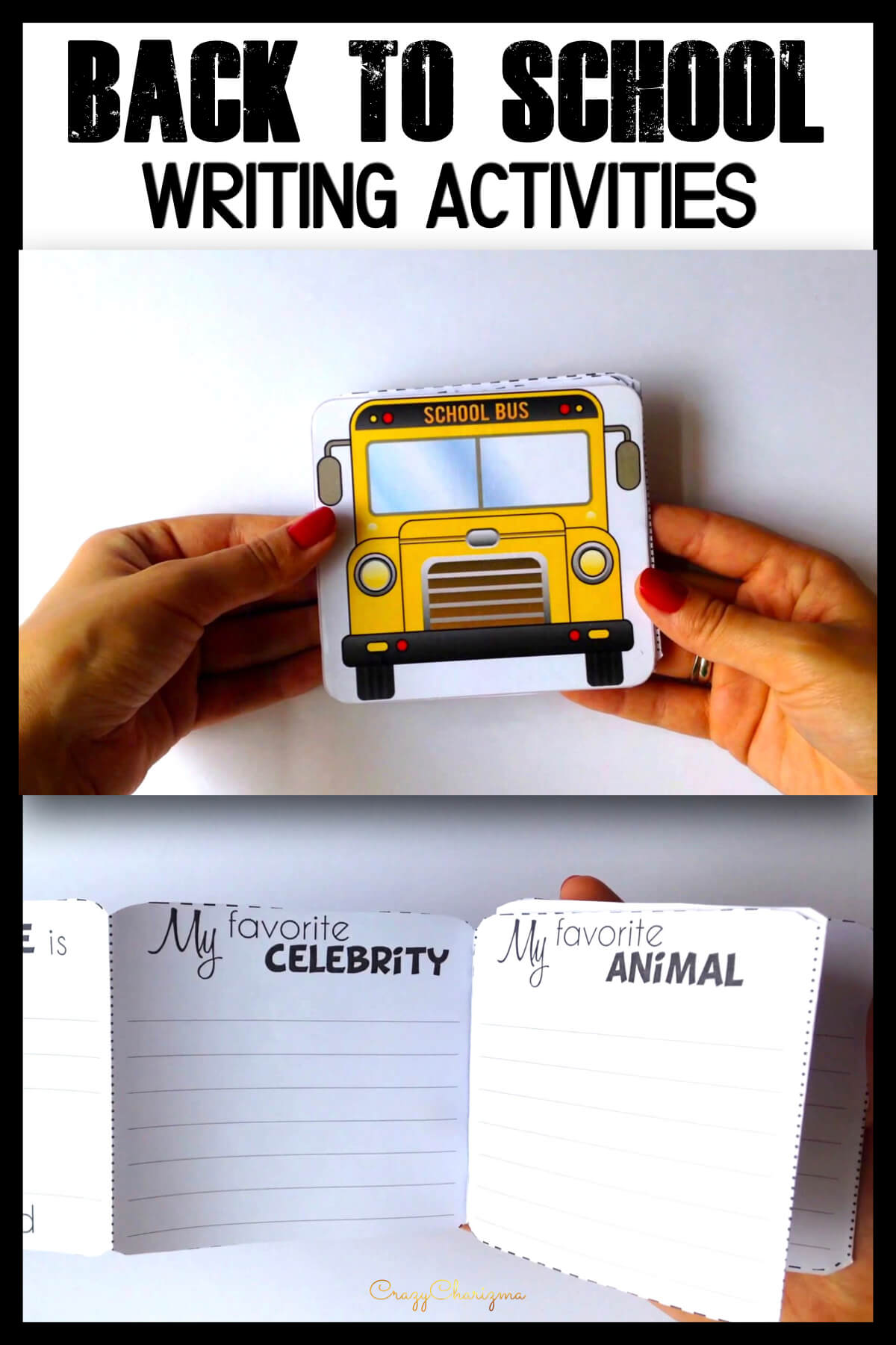 Would you like to have fun during Back To School lessons? Use these interactive BUSes. Kids of primary and elementary school will love to create SMALL BUSES or BIG BUSES and practice writing. The version for Google Slides is included!