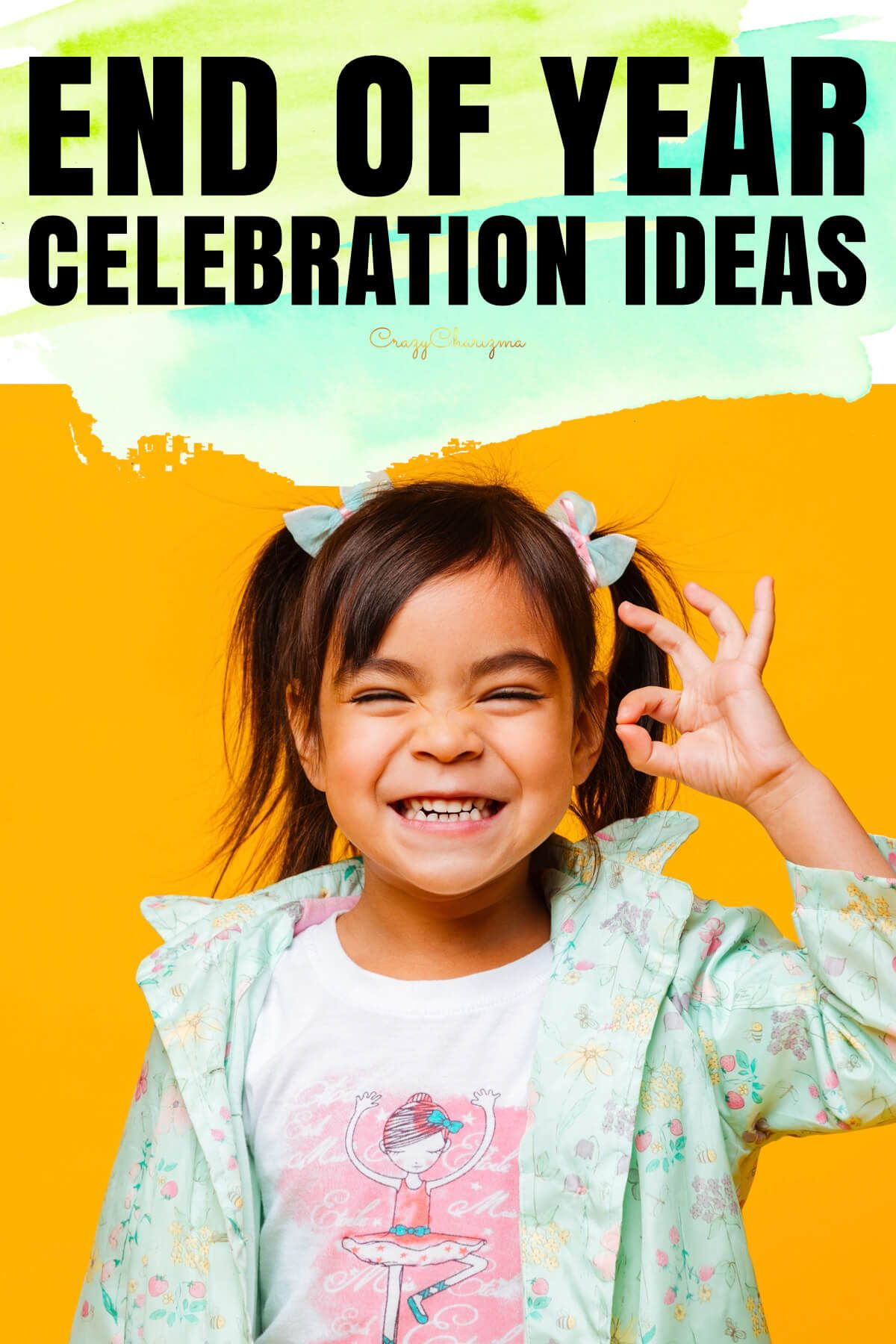 This post with a video is all about how to celebrate the end of the year with your young students. Discover memorable end of the year celebration ideas and engaging end of the year activities.