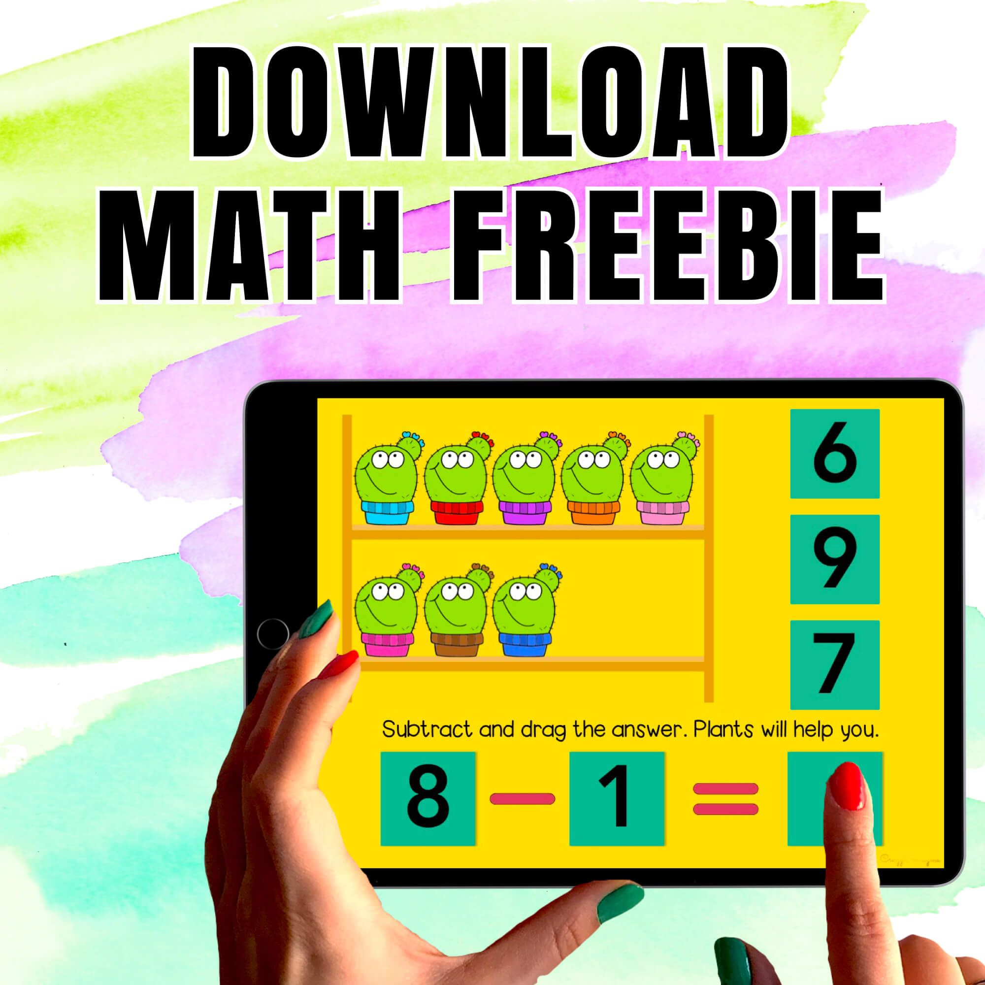 Free Math Games for Google Classroom and Seesaw