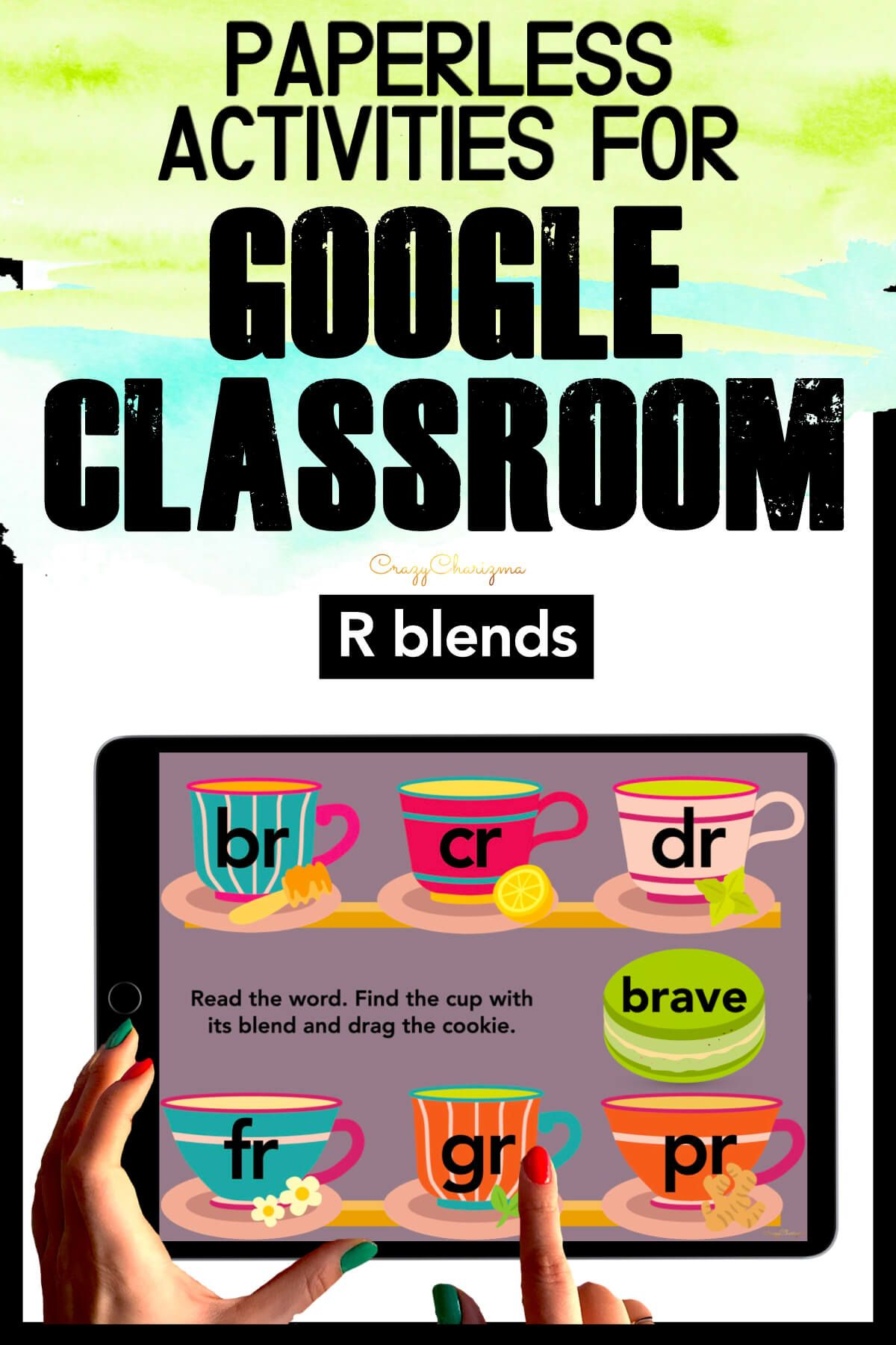 Need to practice beginning R BLENDS in a fun way? Check out these interactive activities for Google Classroom. Kids will drag words and find the corresponding blends.