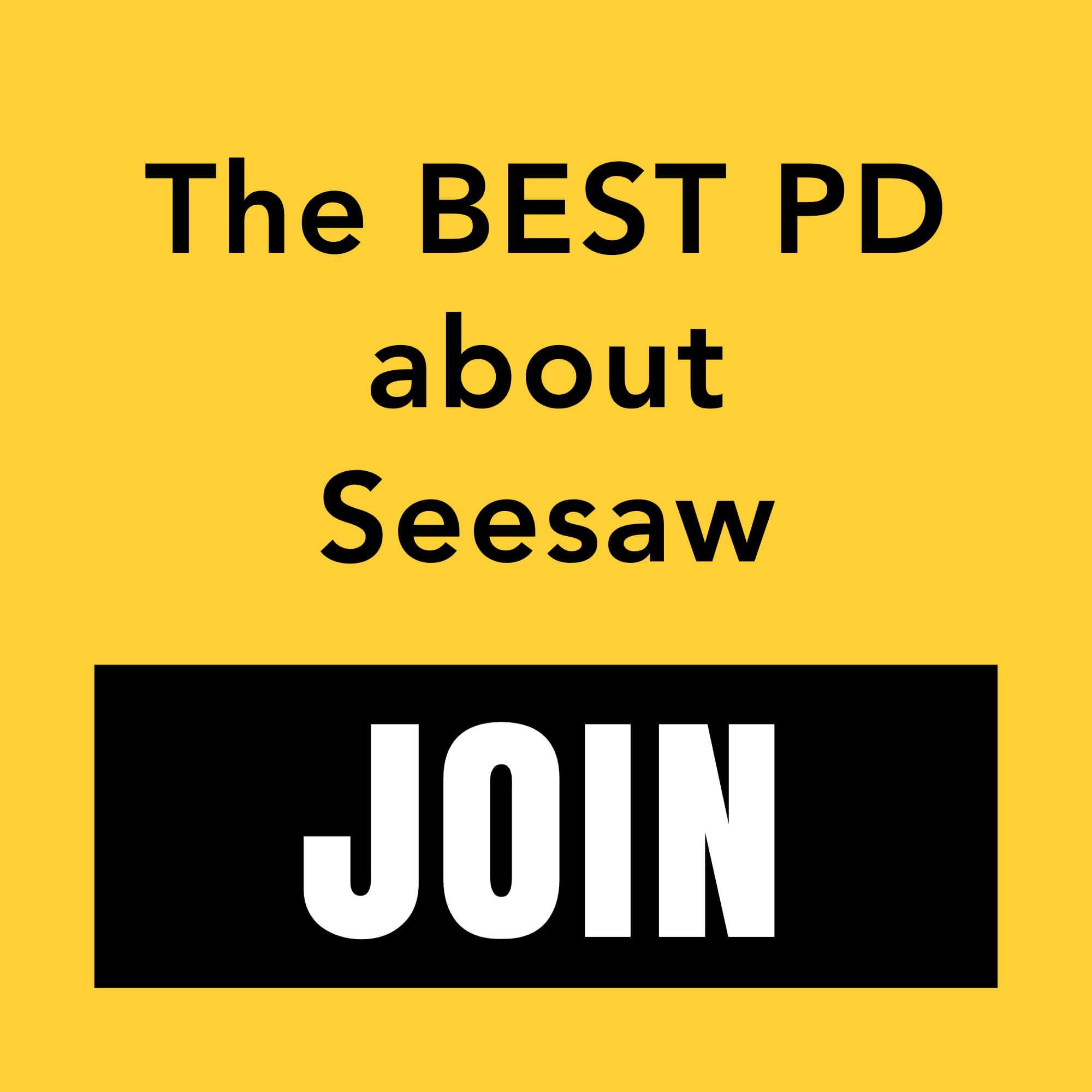 Become Seesaw Genie