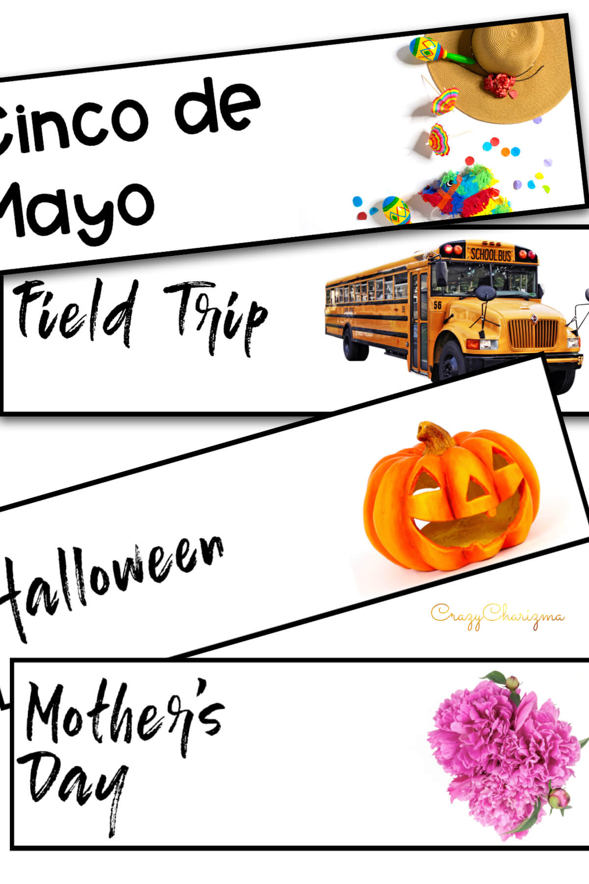 Looking to brighten up your classroom this year? These holiday labels will add some fresh and clean style to your classroom. Included in this resource are 24 pre-made Holidays and Special Events labels in 2 styles and editable classroom labels.